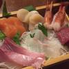 かっちゃん - 料理写真:刺身盛り合わせ