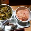 やまや - 料理写真:明太子・高菜食べ放題
