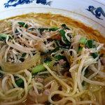 中華食堂チャオチャオ - 坦々麺