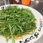 スパゲッツ ダンディ - 青シソ和風(小)600円