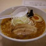 麺屋 雪風 すすきの本店 - 濃厚味噌らーめん~☆