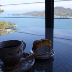 open cafe 遠見茶屋 -