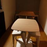 Lilou  - ☆テーブル席もありました(^^♪☆