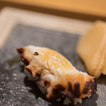 鮨 猪股 - 章魚(たこ)