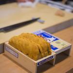 鮨 猪股 - 紫海膽(むらさきうに)※參考