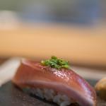 鮨 猪股 - 鰹(かつを)
