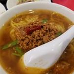 味珍 - 台湾ラーメン 2辛