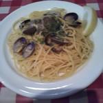トレンタ - ②アサリのスパゲッティ