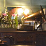 カフェ・クレオール - 室内の装飾