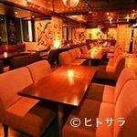 kawara CAFE&DINING - 合コンにぴったりのボックス席。ご予約はお早めに