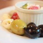 トルコ料理&地中海料理メッゼ - ビュッフェ