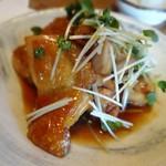 蕎麦ひら井 - 鳥焼
