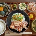 食堂カフェ ユズノハ - 料理写真:
