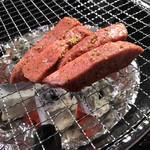 焼肉とんちゃん - 極上厚切り牛タン