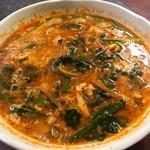 焼肉とんちゃん - テグタンスープ