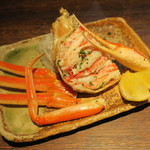 68641457 - 北海道噴火湾産のずわい蟹1