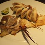 68641464 - 天然明石鯛の焼き寿司2