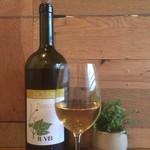 ボタニアン - 2杯目の自然派白ワイン
