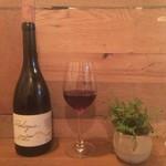 ボタニアン - 3杯目の自然派赤ワイン