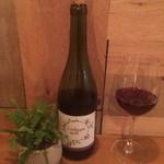 ボタニアン - 5杯目の自然派赤ワイン