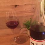 ボタニアン - 6杯目の自然派赤ワイン