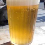 やきとり 秀吉 - 生ビール