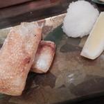 おやき SiSiMARU - 鮭ハラス