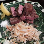おやき SiSiMARU - 牛タンステーキ