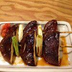 喜多川 - 椎茸焼き