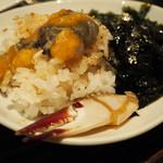 68645622 - カニ味噌ご飯