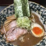 洛二神 - 2004年式(´∀`)中華そば ちょい+ 麺大