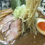 洛二神 - 2004年式(´∀`)中華そば ちょい+ 麺大 ☆★恒例☆麺AGE♫★☆