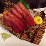 食樂味彩 にりんそう - マグロ中とろ刺¥980-