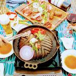 ひつじ料理と自家製スモークのお店 KWAN -