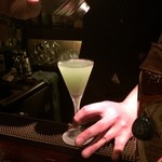 Bar & dining guzu - ウイスキーベースのカクテル、キングスバレイ