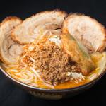 麺場 田所商店 - 九州麦味噌味噌漬け炙りチャーシュー麺
