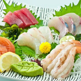 素材本来の味が生きる、季節を感じる一皿をご提供
