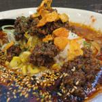 札幌らーめん 獅子王 - 濃厚な味噌スープ・濃厚な肉味噌・濃厚なラー油!