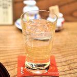 日本料理 とくを - 梅酒