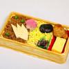 三宿 月暈 - 料理写真:鶏そぼろ弁当