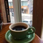 ALLEYS NEW YORK - コーヒー