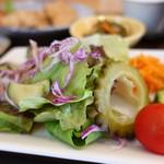 ななかまど - 料理写真:野菜プレート