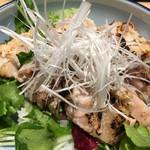 山形酒菜一 - 鶏丼