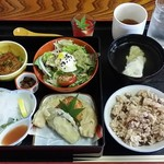 福山の奥座敷 洗心の間 - 料理写真: