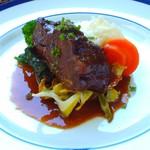 サンチーム - 牛ほほ肉の赤ワイン煮