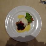 イタリア食堂DecoBocco - ランチ ドルチェ 厚焼きクレープミルキー