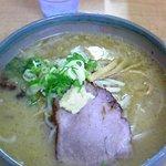 麺屋 彩未 - 味噌らーめん(2009年12月)