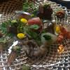魚昌 - 料理写真:刺身盛り合わせ