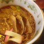 和食処 するが蕎 - 鴨なんばん
