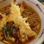 和食処 するが蕎 - 天ぷらそば